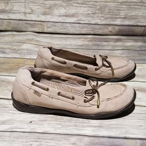 Dr Weil Discovery Flats  Beige size 10